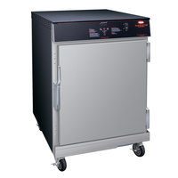 Hatco FSHC-7W1-EE Flav-R-Savor Fourteen Pan Half Height Single Door Portable Holding / Proofing Cabinet