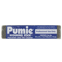 Pumie JAN-12 6 inch x 1 1/4 inch Heavy-Duty Scouring Stick - 12/Pack