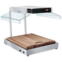 Hatco GRCSCLH-24 Glo-Ray Carving Station with Heated Base - 120V, 1290W