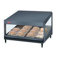 Hatco GRSDS-24 Gray Granite 24 inch Slanted Single Shelf Merchandiser - 120V