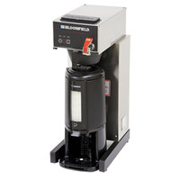 Bloomfield 1080TF E.B.C. Automatic Thermal Coffee Brewer - Touchpad Controls, 120V