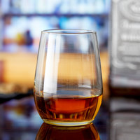 Libbey 260 6.25 oz. Stemless Taster Glass - 12/Case