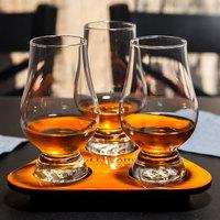 Stolzle 3555331 Glencairn Whiskey Tasting Set with Tray