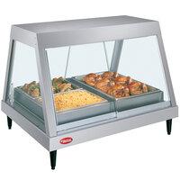Hatco GRHD-3P Stainless Steel Glo-Ray 45 1/2 inch Full Service Single Shelf Merchandiser