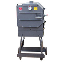 R & V Works CES9 Cajun Express Smoker - 9 Rack, LP