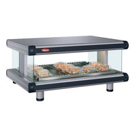 Hatco GR2SDH-60 Gray Granite Glo-Ray Designer 60 inch Horizontal Single Shelf Merchandiser - 120V