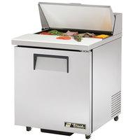 True TSSU-27-8-ADA 27 inch 1 Door Sandwich / Salad Prep Refrigerator