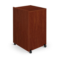 Oklahoma Sound 112MY Lectern Base - Mahogany Finish