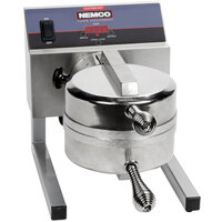 Nemco 7020A-240 Belgian Waffle Maker with Removable Grids - 240V