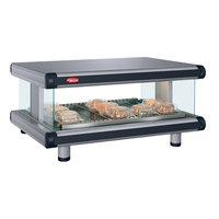 Hatco GR2SDH-36 Gray Granite Glo-Ray Designer 36 inch Horizontal Single Shelf Merchandiser - 120V