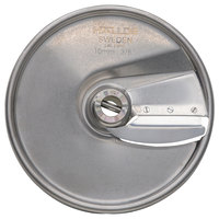 Hobart 3SLICE-3/8-SS 3/8 inch Stainless Steel Slicing Plate