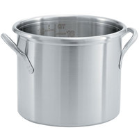 Vollrath 77600 Tri Ply 16 Qt. Stainless Steel Stock Pot