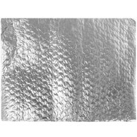 Choice 10 3/4 inch x 14 inch Insulated Foil Sandwich Wrap Sheets - 500/Pack