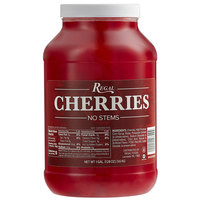 Regal Maraschino Cherries Without Stems 1 Gallon Jar - 4/Case