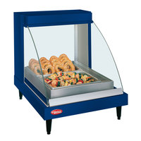 Hatco GRCD-1P Navy 20 inch Glo-Ray Full Service Single Shelf Merchandiser - 120V, 410W