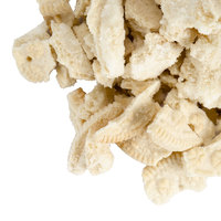 Dutch Treat Chopped Vanilla Cookies and Creme Ice Cream Topping - 10 lb.