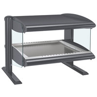 Hatco HZMH-60 Gray Granite 60 inch Horizontal Single Shelf Heated Zone Merchandiser - 120V