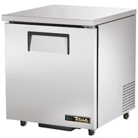 True TUC-27F-ADA-HC 27 inch ADA Height Undercounter Freezer