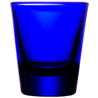 Libbey 5120B 1.5 oz. Cobalt Whiskey / Shot Glass - 72/Case