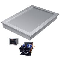 Hatco FTBR-1 29 inch One Pan Drop In Frost Top with Remote Condenser - 120V