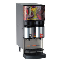 Bunn 34400.0026 LCA-2 Ambient Liquid Coffee Dispenser with Scholle QC Connector - 120V