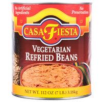 Casa Fiesta #10 Can Vegetarian Refried Beans   - 6/Case