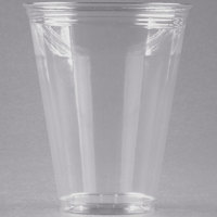 Dart Solo UltraClear TP9D 9 oz. Clear PET Plastic Tall Cold Cup - 1000/Case