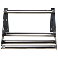 Advance Tabco DT-6R-21 22 inch Wall Mounted Tubular Rack Shelf
