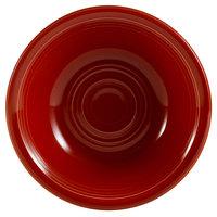 CAC TG-32-R Tango 3.5 oz. Red Fruit Bowl - 36/Case