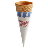 Joy #415 Jacketed Sugar Ice Cream Cone - 200/Pack