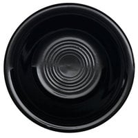 CAC TG-32-BLK Tango 3.5 oz. Black Fruit Bowl - 36/Case