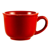 CAC TG-1-R Tango 7.5 oz. Red Cup - 36/Case