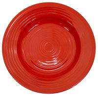 CAC TG-120-R Tango 22 oz. Red Pasta Bowl - 12/Case