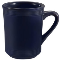 CAC TG-17-CBU Tango 8 oz. Cobalt Blue Mug - 36/Case