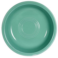 CAC TG-B7-G Tango 20 oz. Green Round Nappie Bowl - 24/Case