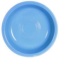 CAC TG-B7-PCK Tango 20 oz. Peacock Round Nappie Bowl - 24 / Case