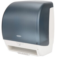 Bobrick B-72974 Automatic Universal Navy Blue Surface-Mounted Roll Paper Towel Dispenser