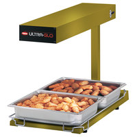 Hatco UGFFB Ultra-Glo Gleaming Gold Portable Food Warmer with Base Heat - 120V, 1000W