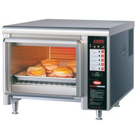 Hatco TF-1919 Thermo-Finisher Black Food Finisher - 208V