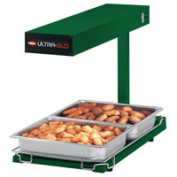 Hatco UGFFB Ultra-Glo Green Portable Food Warmer with Base Heat - 120V, 1000W