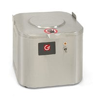 Grindmaster CW-1H Stainless Steel Tall Shuttle Warmer - 120V