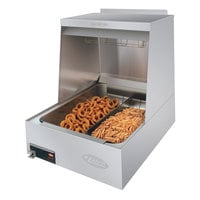 Hatco GRFHS-22 Glo-Ray 22 inch Portable Fry Holding Station - 120V, 1030W