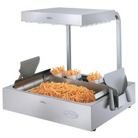 Hatco GRFHS-PT16 Glo-Ray 21 inch Pass-Through Portable Fry Holding Station - 120V, 1090W