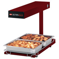 Hatco UGFFB Ultra-Glo Red Portable Food Warmer with Base Heat - 120V, 1000W