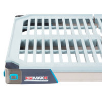 Metro MX1824G MetroMax i Open Grid Shelf with Removable Mat 18 inch x 24 inch