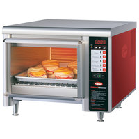 Hatco TF-4619 Thermo-Finisher Warm Red High Watt Food Finisher - 240V, 3 Phase