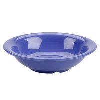 Thunder Group CR5716BU Purple 18 oz. Melamine Soup Bowl - 12/Case