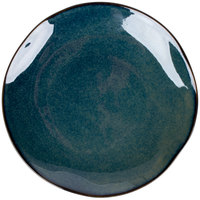 Tuxton GAN-006 TuxTrendz Artisan Night Sky 10 1/4 inch China Plate - 12/Case