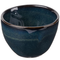 Tuxton GAN-040 TuxTrendz Artisan Night Sky 12.5 oz. China Bouillon - 24/Case
