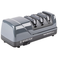 Mercer Culinary M10000 Triple Diamond 3 Stage Professional Electric Knife Sharpener